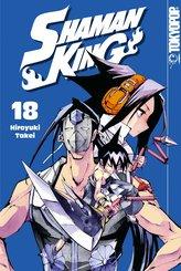 Shaman King - Einzelband 18 (eBook, PDF)