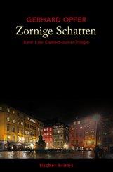 Zornige Schatten (eBook, ePUB)