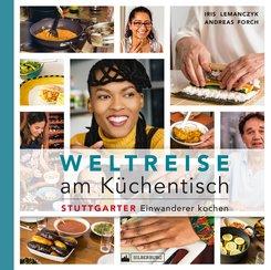 Weltreise am Küchentisch (eBook, ePUB)
