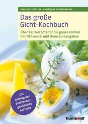Das große Gicht-Kochbuch (eBook, ePUB)