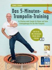 Das 5-Minuten-Trampolin-Training (eBook, ePUB)