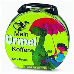 Mein Urmel Koffer - Mein Hörbuch-Koffer (3 Geschichten auf 6 CDs)