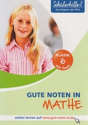 Schülerhilfe - Gute Noten in Mathe - Klasse 6