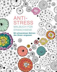 Malbuch für Erwachsene - Anti-Stress