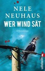 Wer Wind sät (eBook, ePUB)