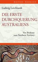 Die erste Durchquerung Australiens (eBook, ePUB)