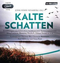 Kalte Schatten, 1 MP3-CD