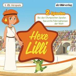 Hexe Lilli, 1 Audio-CD