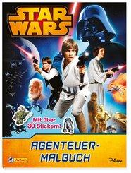 Star Wars™ - Abenteuer-Malbuch
