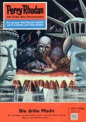 Perry Rhodan 2: Die dritte Macht (eBook, ePUB)