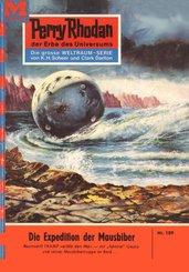 Perry Rhodan 189: Die Expedition der Mausbiber (eBook, ePUB)