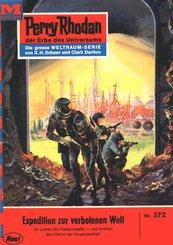 Perry Rhodan 372: Expedition zur verbotenen Welt (eBook, ePUB)