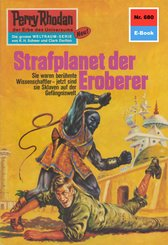 Perry Rhodan 680: Strafplanet der Eroberer (eBook, ePUB)