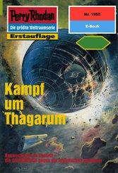 Perry Rhodan 1955: Kampf um Thagarum (eBook, ePUB)