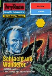 Perry Rhodan 1978: Schlacht um Wanderer (eBook, ePUB)