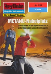 Perry Rhodan 2196: METANU-Nabelplatz (eBook, ePUB)