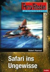 Planetenroman 8: Safari ins Ungewisse (eBook, ePUB)