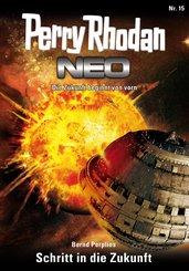 Perry Rhodan Neo 15: Schritt in die Zukunft (eBook, ePUB)