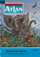 Atlan 21: Attacke der Saurier (eBook, ePUB)