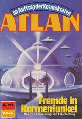 Atlan 715: Fremde in Karmenfunkel (eBook, ePUB)