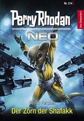 Perry Rhodan Neo 214: Der Zorn der Shafakk (eBook, ePUB)