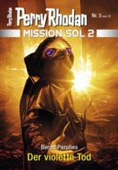 Mission SOL 2020 / 5: Der violette Tod (eBook, ePUB)
