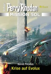 Mission SOL 8: Krise auf Evolux (eBook, ePUB)