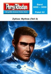Perry Rhodan-Paket 62: Mythos (Teil2) (eBook, ePUB)