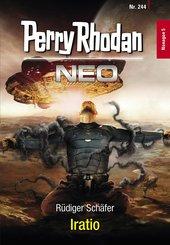 Perry Rhodan Neo 244: Iratio (eBook, ePUB)