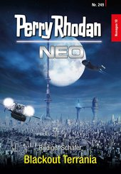Perry Rhodan Neo 249: Blackout Terrania (eBook, ePUB)