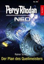 Perry Rhodan Neo 258: Der Plan des Quellmeisters (eBook, ePUB)