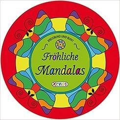 Kreisrund und bunt: Fröhliche Mandalas