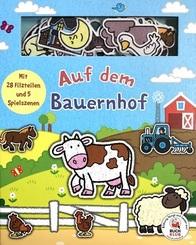 Filzbuch - Auf dem Bauernhof