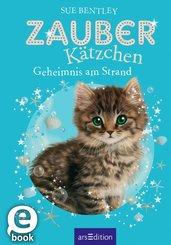 Zauberkätzchen - Geheimnis am Strand (eBook, ePUB)