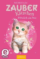 Zauberkätzchen - Plötzlich ein Star (eBook, ePUB)