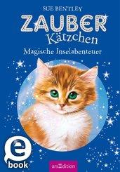 Zauberkätzchen - Magische Inselabenteuer (eBook, ePUB)
