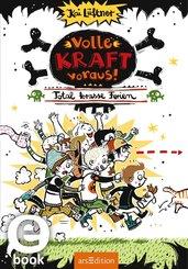 Volle Kraft voraus! - Total krasse Ferien (eBook, ePUB)