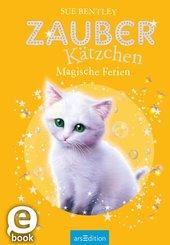 Zauberkätzchen - Magische Ferien (eBook, ePUB)