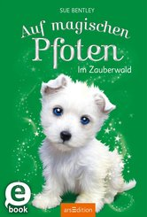 Auf magischen Pfoten - Im Zauberwald (eBook, ePUB)