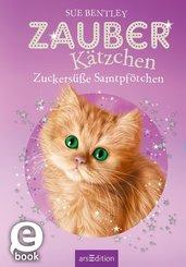 Zauberkätzchen - Zuckersüße Samtpfötchen (eBook, ePUB)