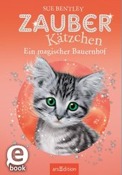 Zauberkätzchen - Ein magischer Bauernhof (eBook, ePUB)