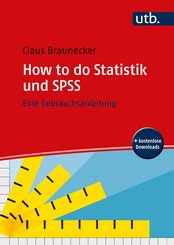 How to do Statistik und SPSS (eBook, ePUB)