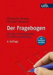 Der Fragebogen (eBook, ePUB)