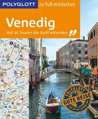 POLYGLOTT Reiseführer Venedig zu Fuß entdecken (eBook, ePUB)