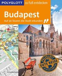 POLYGLOTT Reiseführer Budapest zu Fuß entdecken (eBook, ePUB)