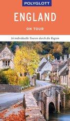 POLYGLOTT on tour Reiseführer England (eBook, ePUB)
