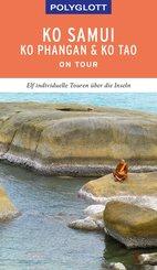 POLYGLOTT on tour Reiseführer Ko Samui, Ko Phangan & Ko Tao (eBook, ePUB)