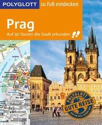 POLYGLOTT Reiseführer Prag zu Fuß entdecken (eBook, ePUB)