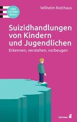 Suizidhandlungen von Kindern und Jugendlichen (eBook, ePUB)