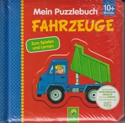 Mein Puzzlebuch - Fahrzeuge
